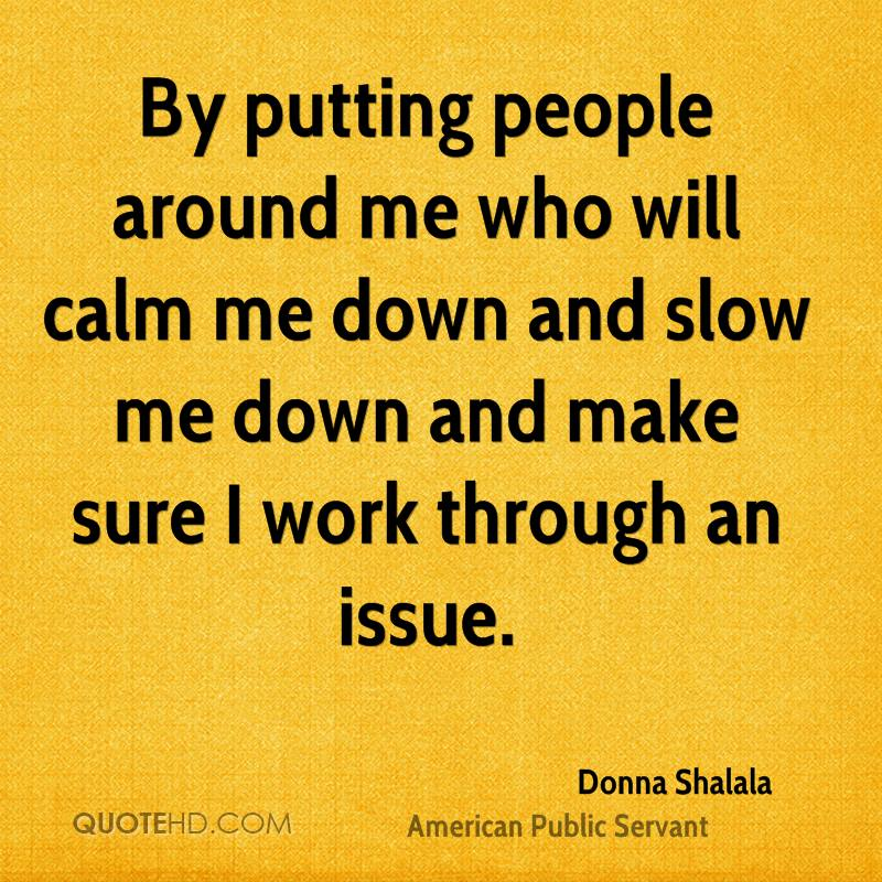 Donna Shalala Quotes   QuoteHD