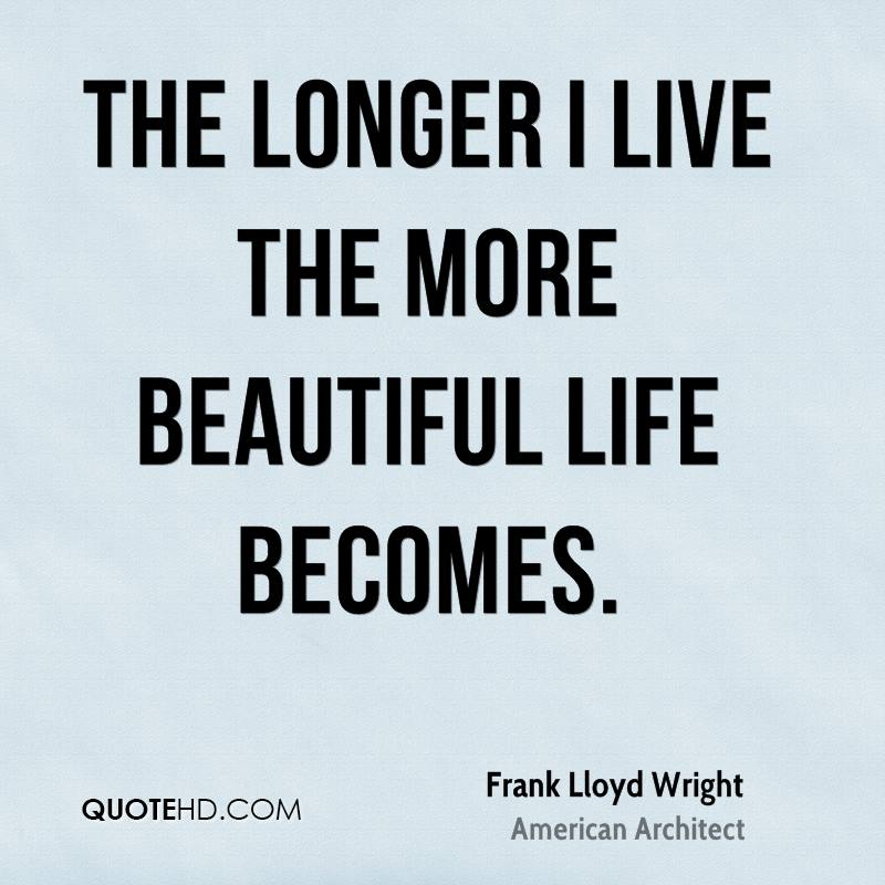 The Longer I Live More Beautiful Life Becomes If You Foolishly Ignore Beauty