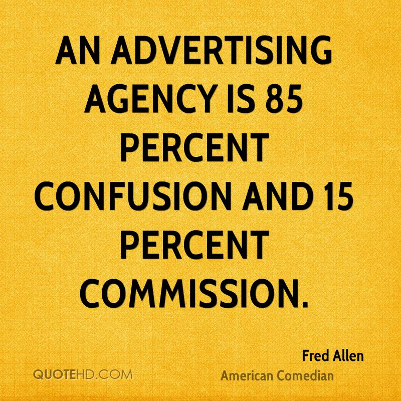 Fred Allen Business Quotes Quotehd