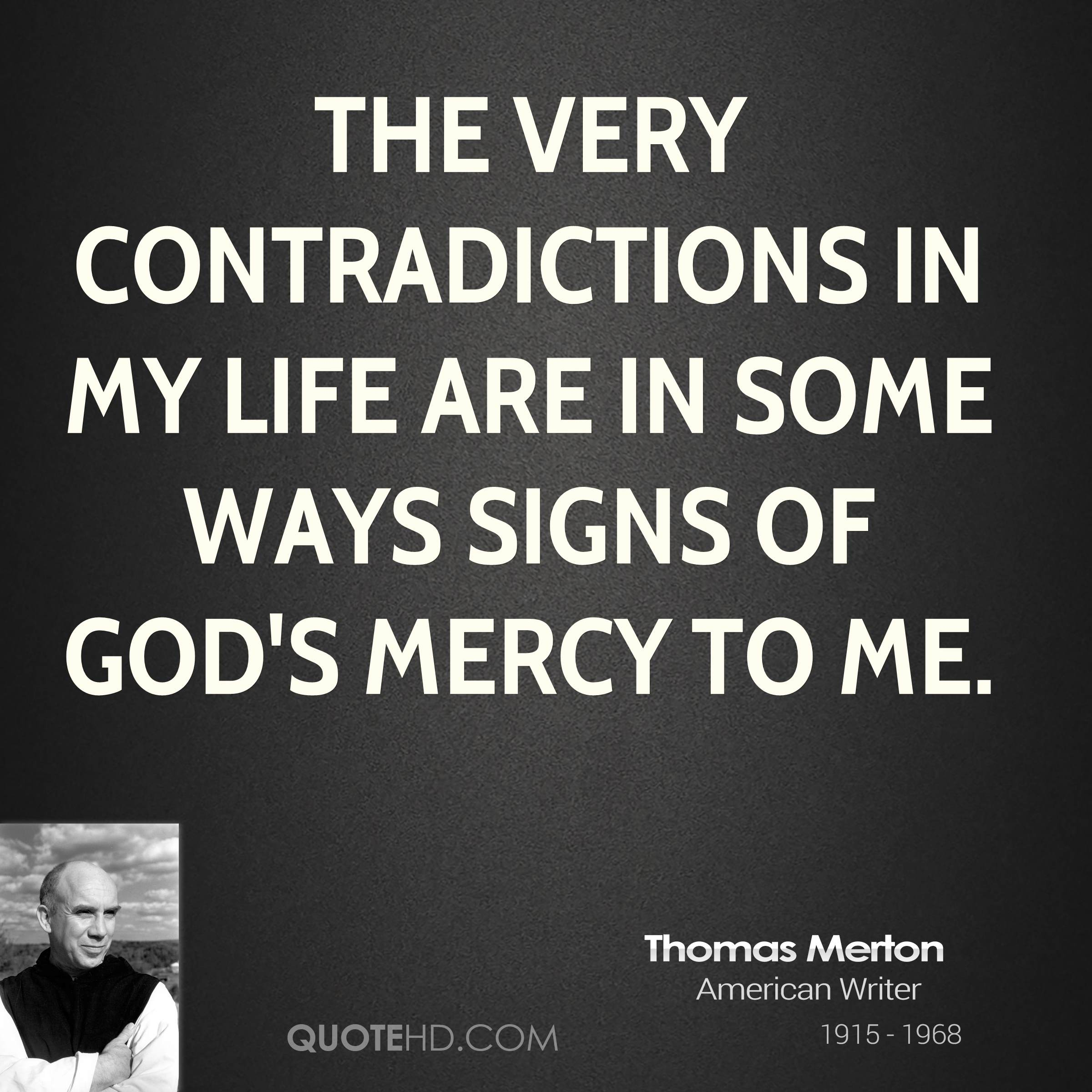 God's Mercy Quotes Unique Thomas Merton Quotes  Quotehd