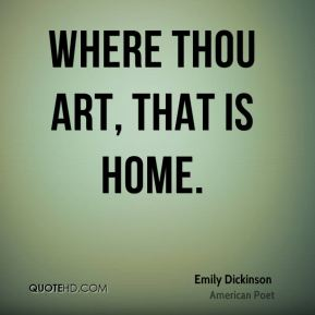 emily dickinson home quotes quotehd