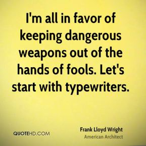 Frank Lloyd Wright Quotes | QuoteHD
