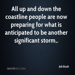 All up and down the coastline people are now preparing for what is anticipated to be another significant storm.