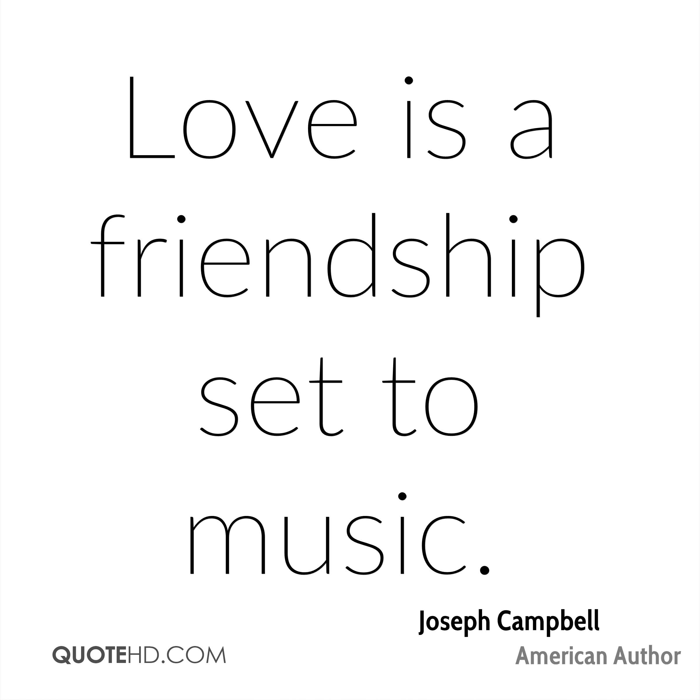 Joseph Campbell Quotes On Love: Joseph Campbell Music Quotes