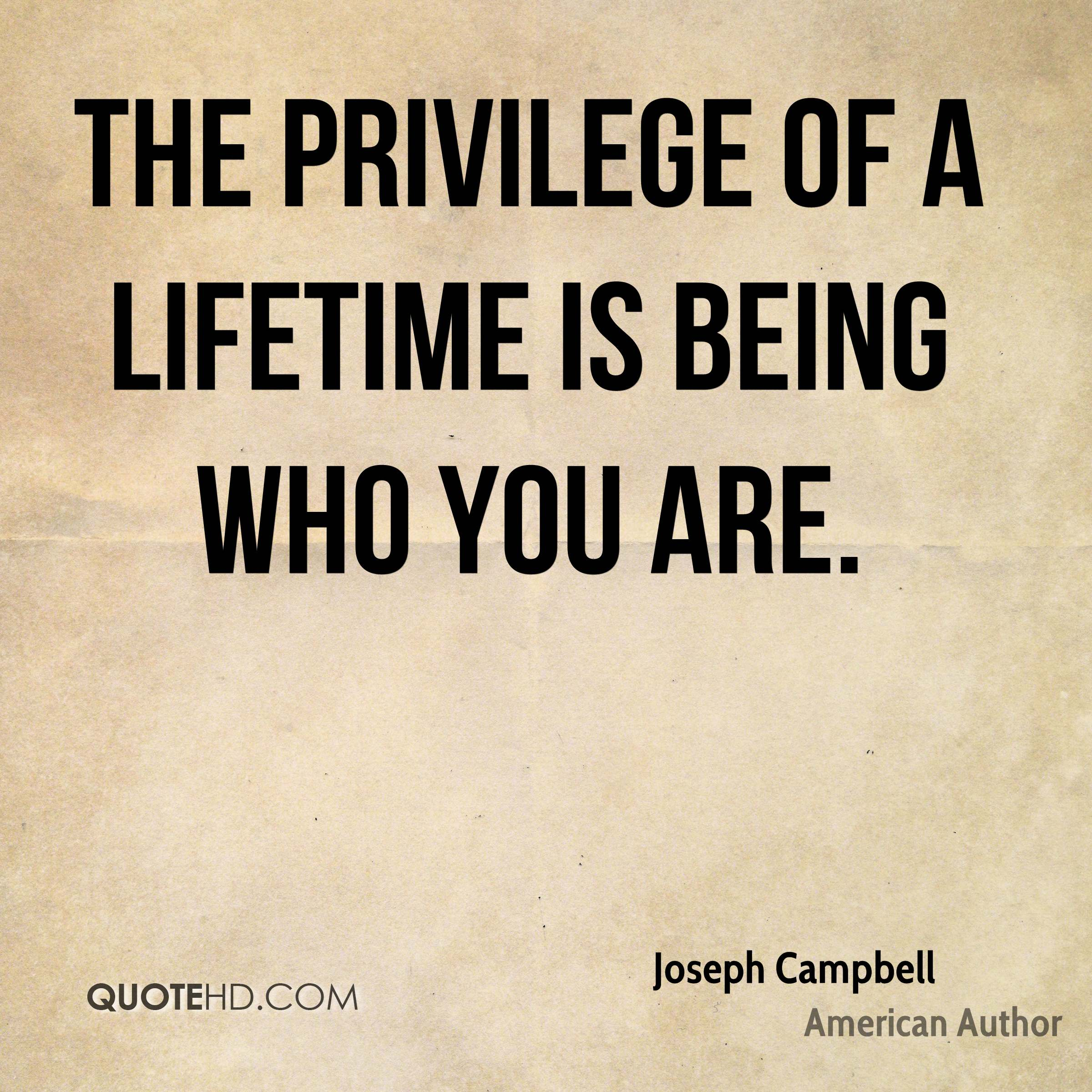 Joseph Campbell Quotes On Love: Joseph Campbell Life Quotes