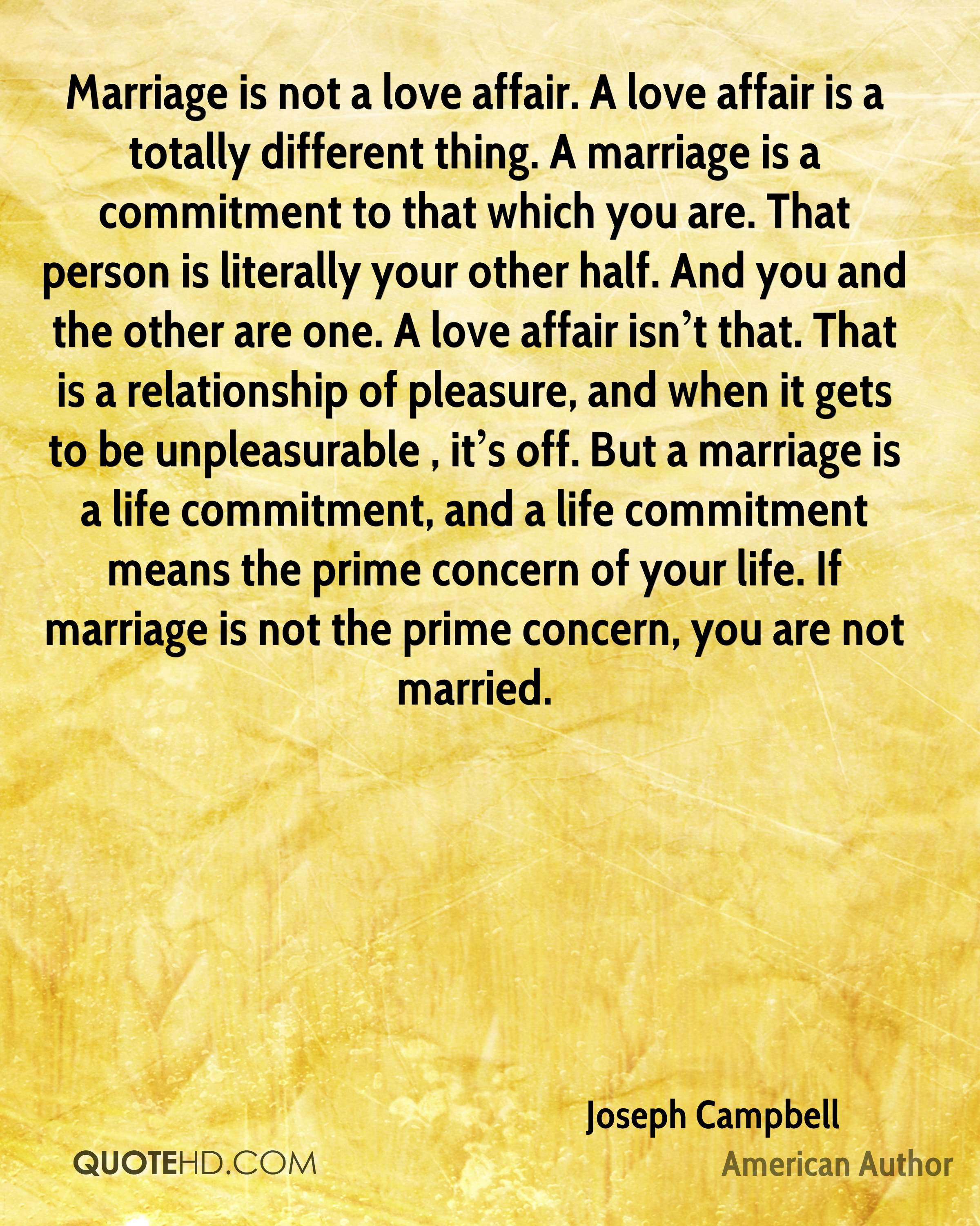 Quotes On Love And Marriage Joseph Campbell Marriage Quotes  Quotehd