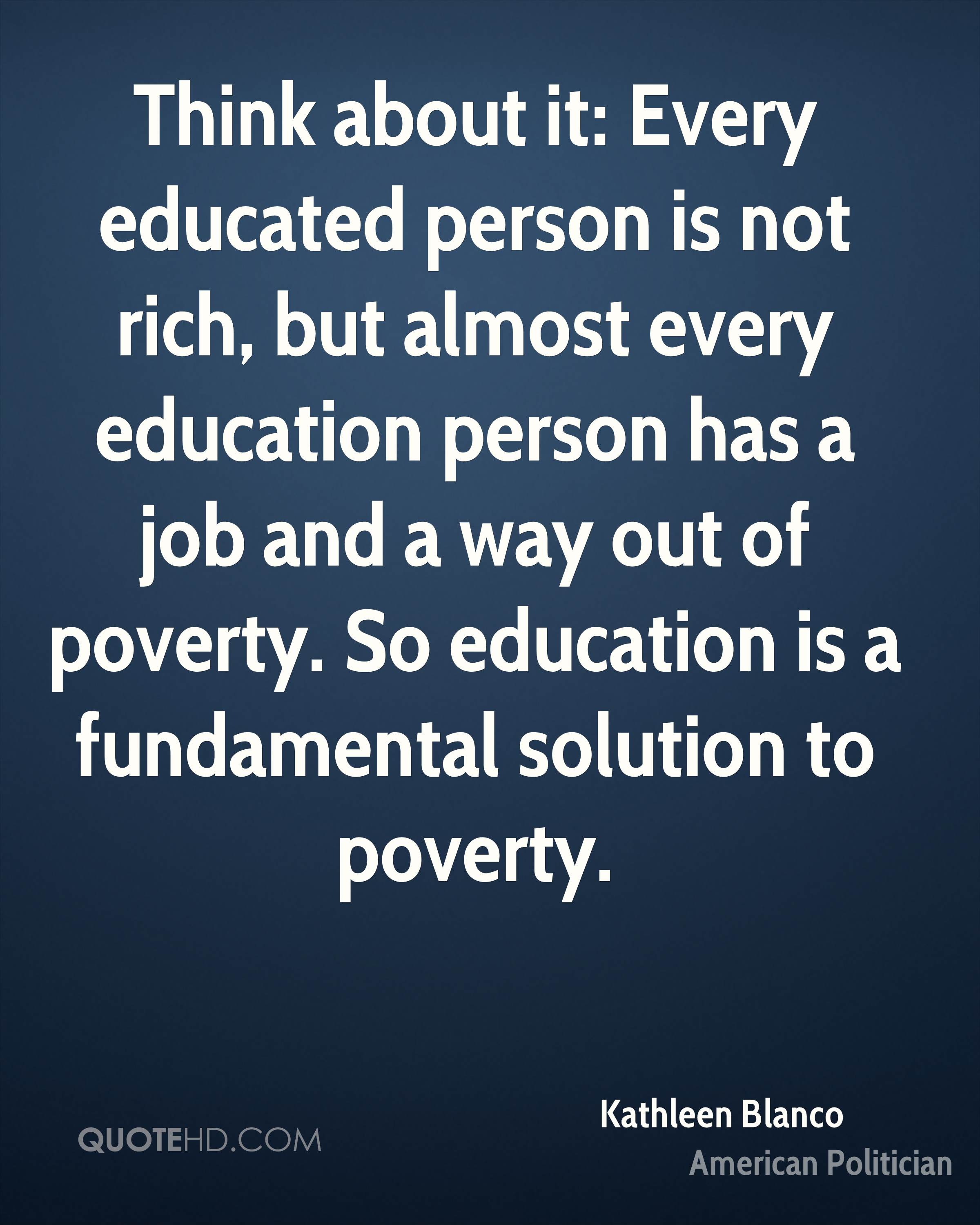 What Are the Characteristics of an Educated Person?