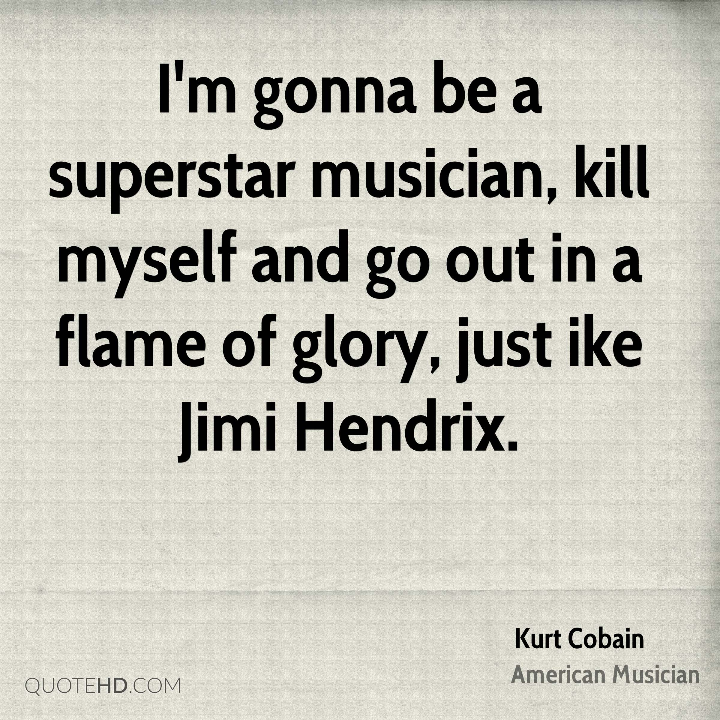 kurt cobain quotes quotehd