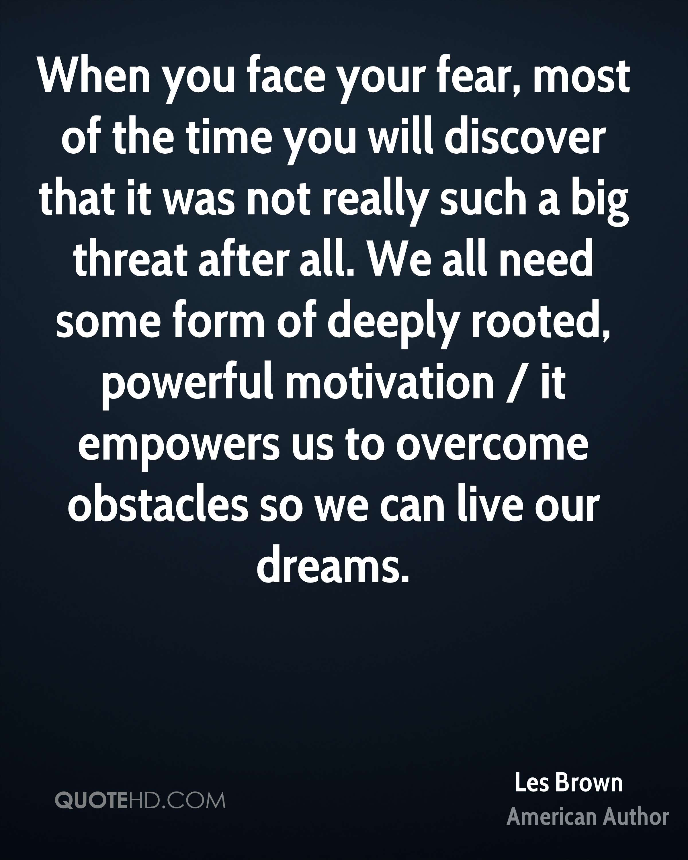 Les Brown Quotes Les Brown Quotes  Quotehd