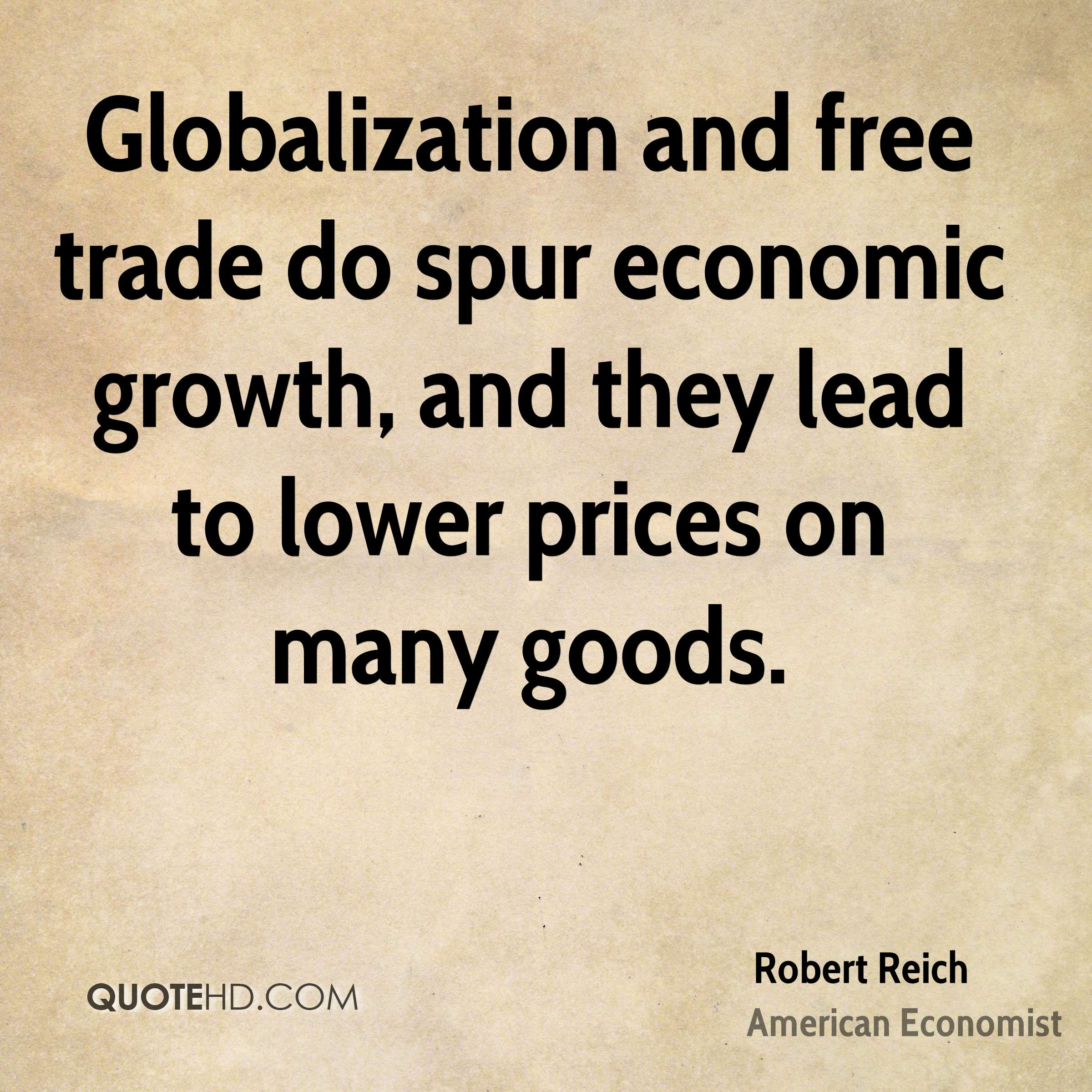 Robert Reich Quotes