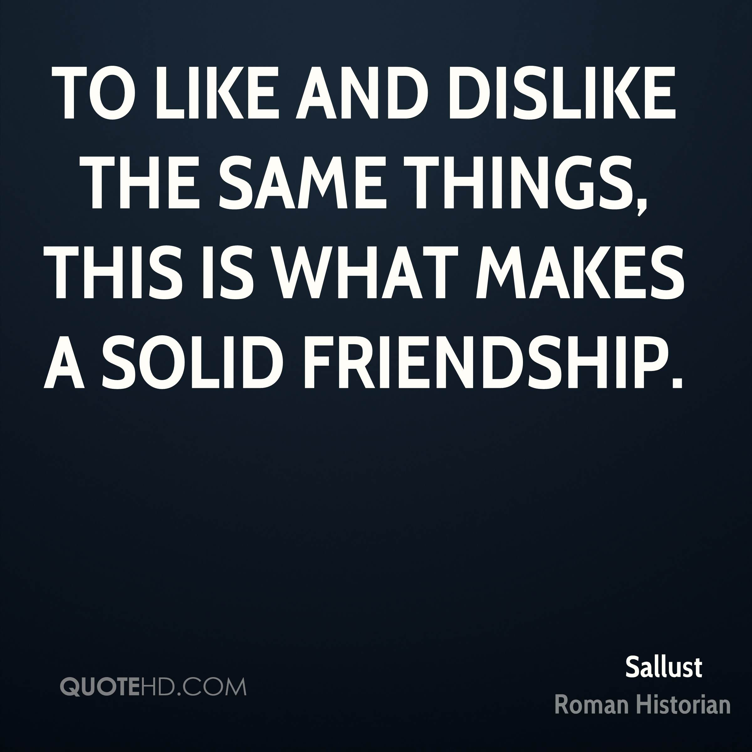 solid friendship quotes