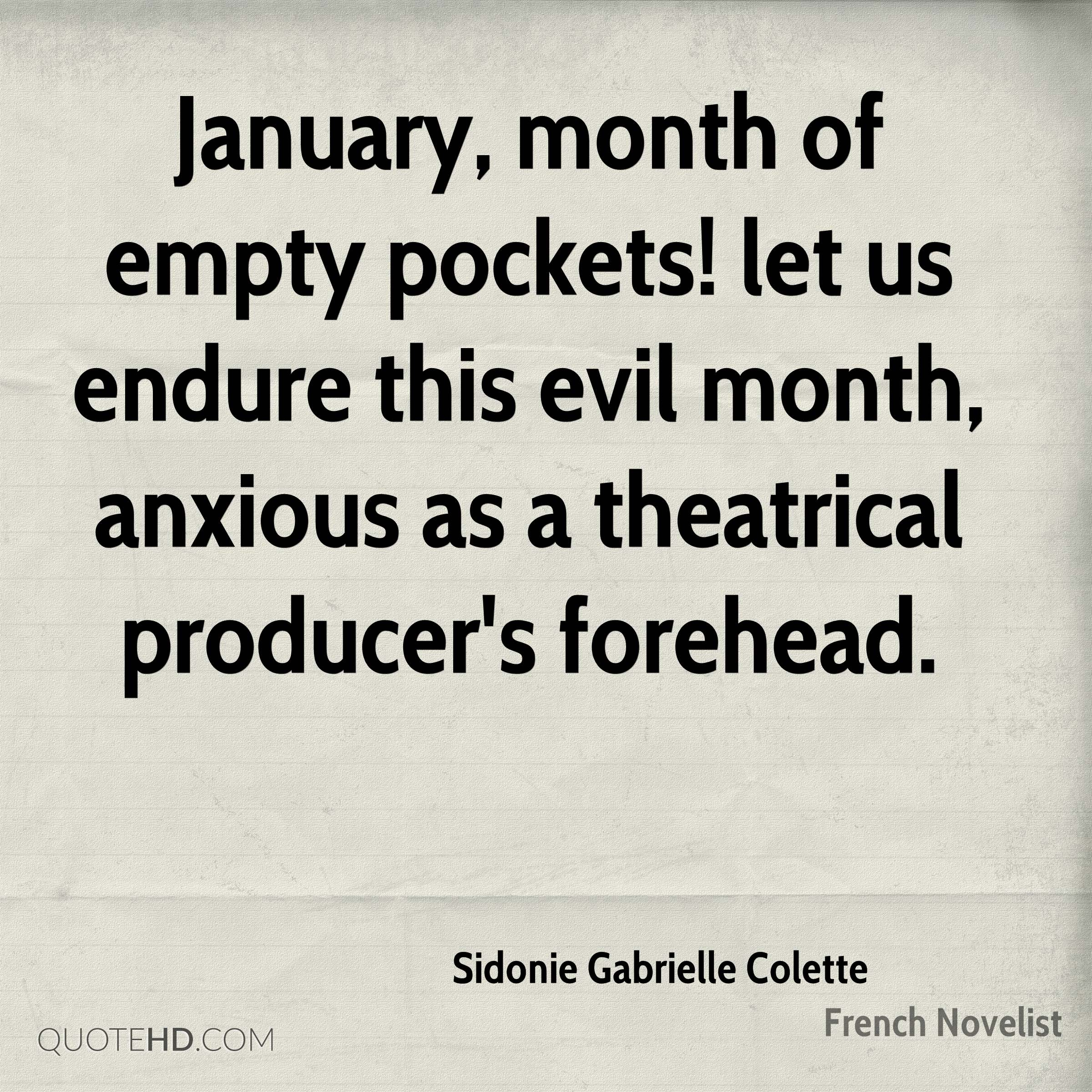 Quotes January Sidonie Gabrielle Colette Quotes  Quotehd