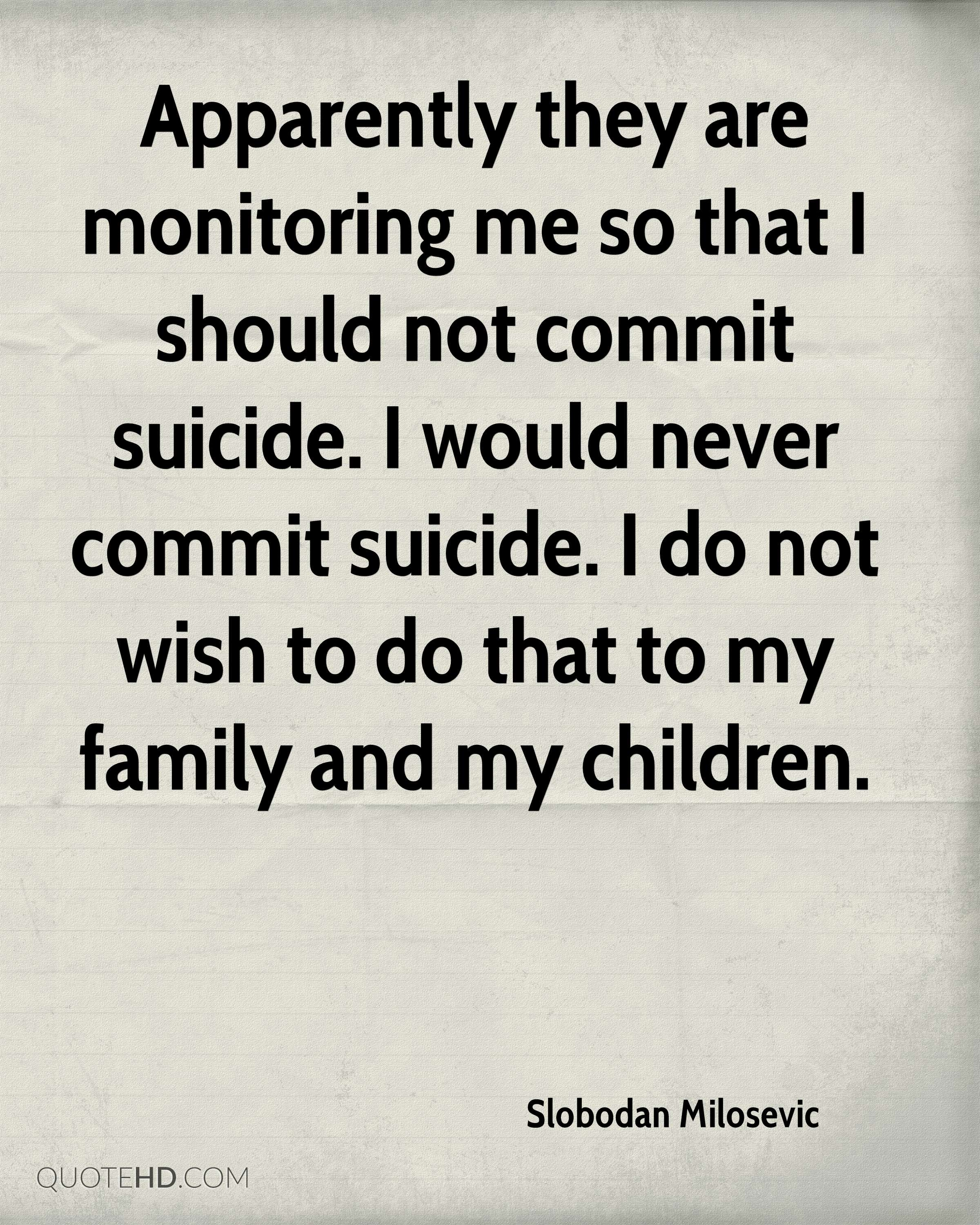 why people commit suicide essay Essay on suicide previous  for it is certain that no one ever committed or was tempted to commit suicide,  why do we like people of what we call good.