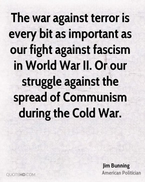 A history of the spread of communism during the cold war
