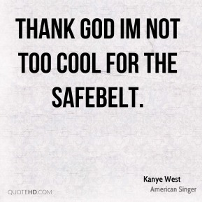 Thank god im not too cool for the safebelt.