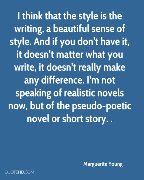 writing and difference quotes