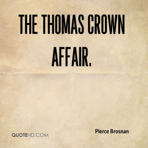 The Thomas Crown Affair.