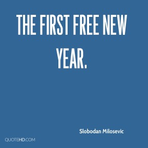 the first free New Year.