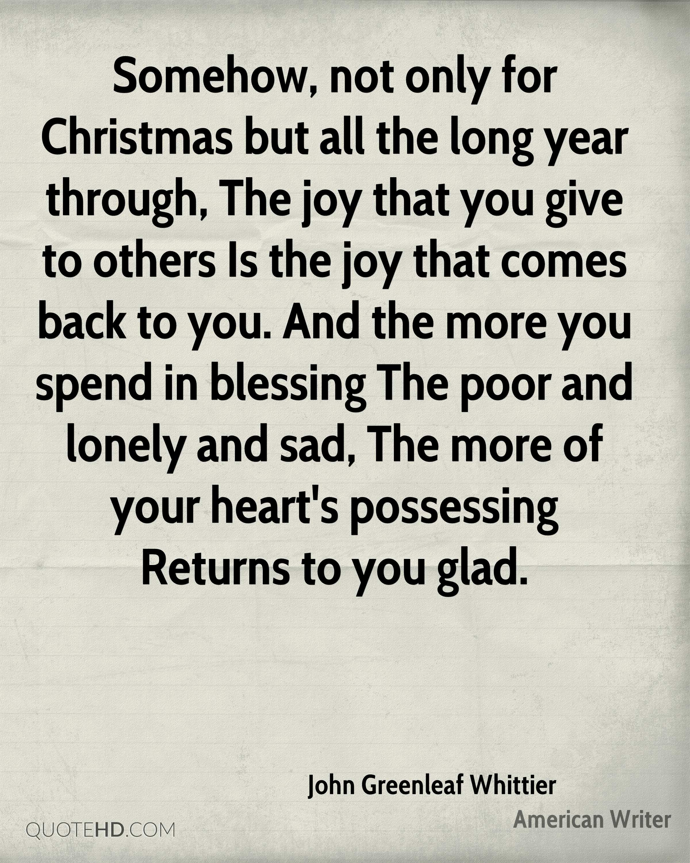 Lonely on christmas quotes
