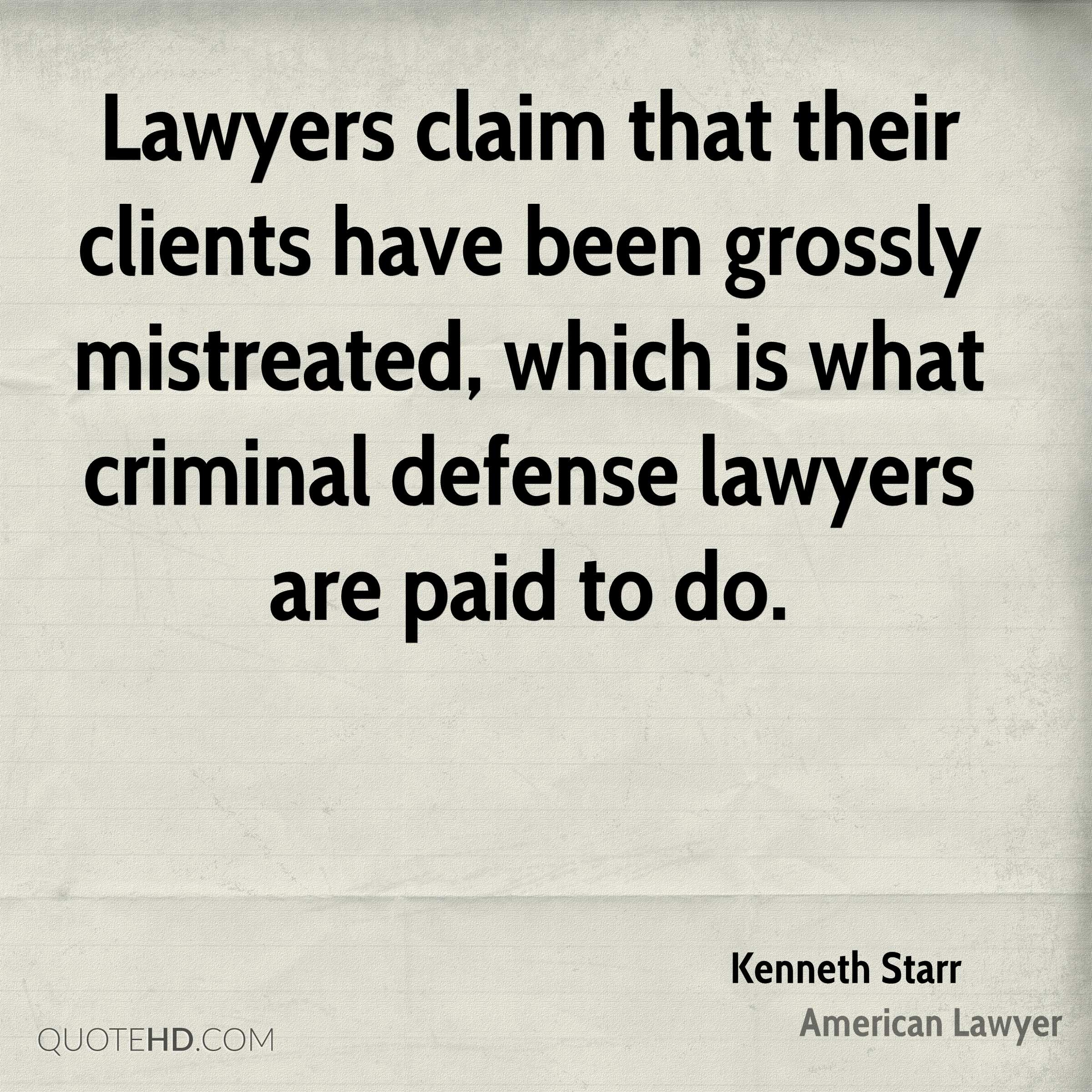 Kenneth Starr Quotes Quotehd