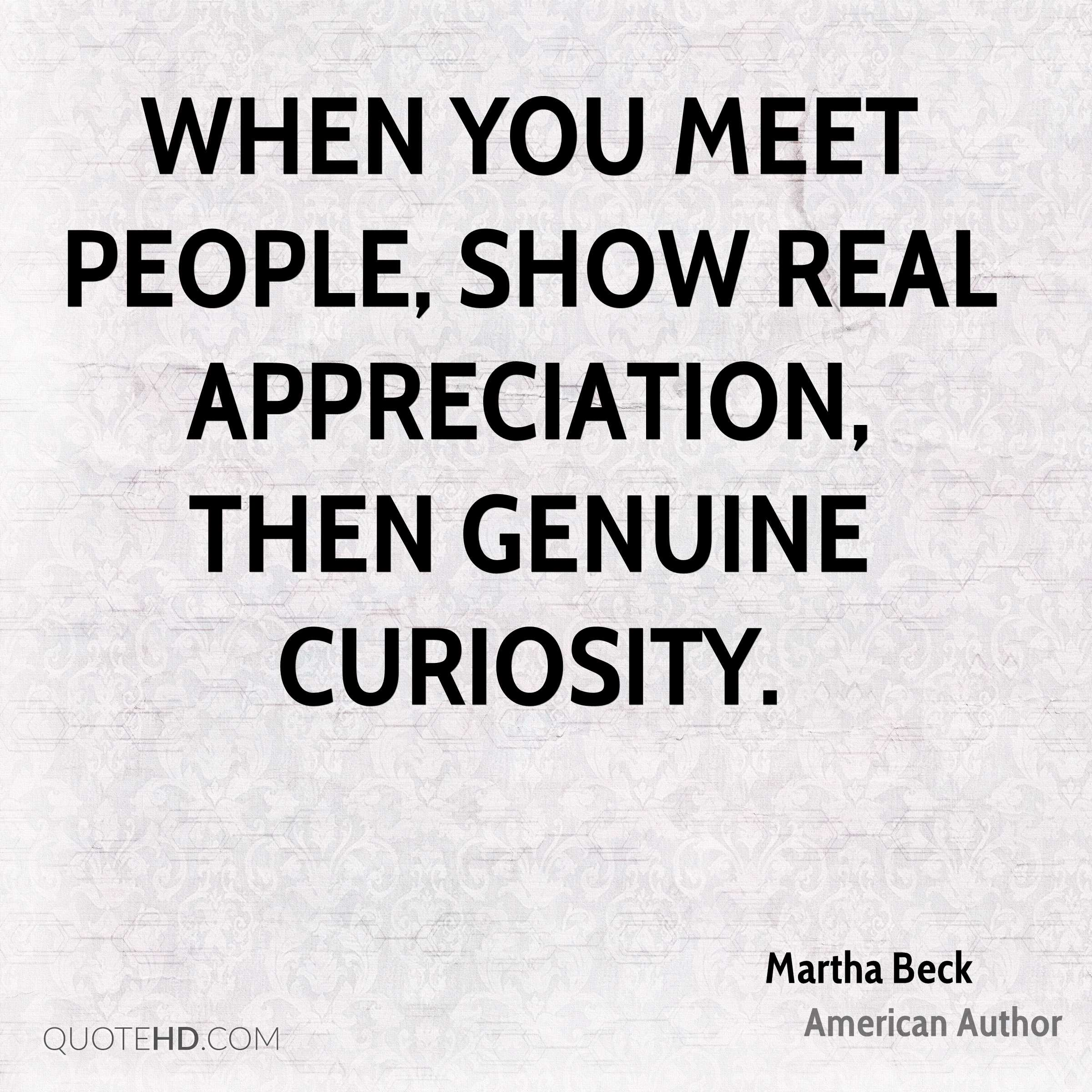 meet people quotes