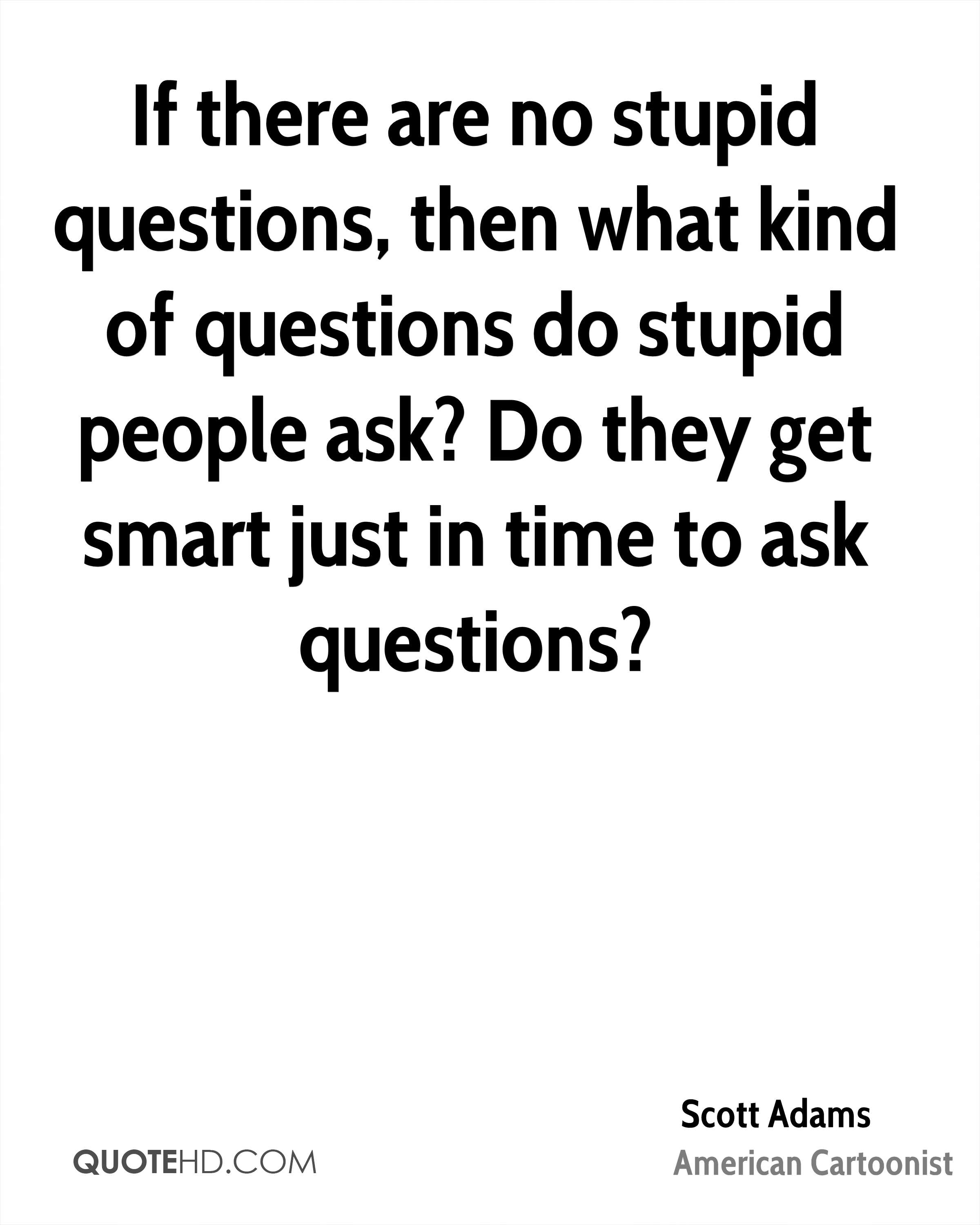 Quotes Questions Scott Adams Time Quotes  Quotehd