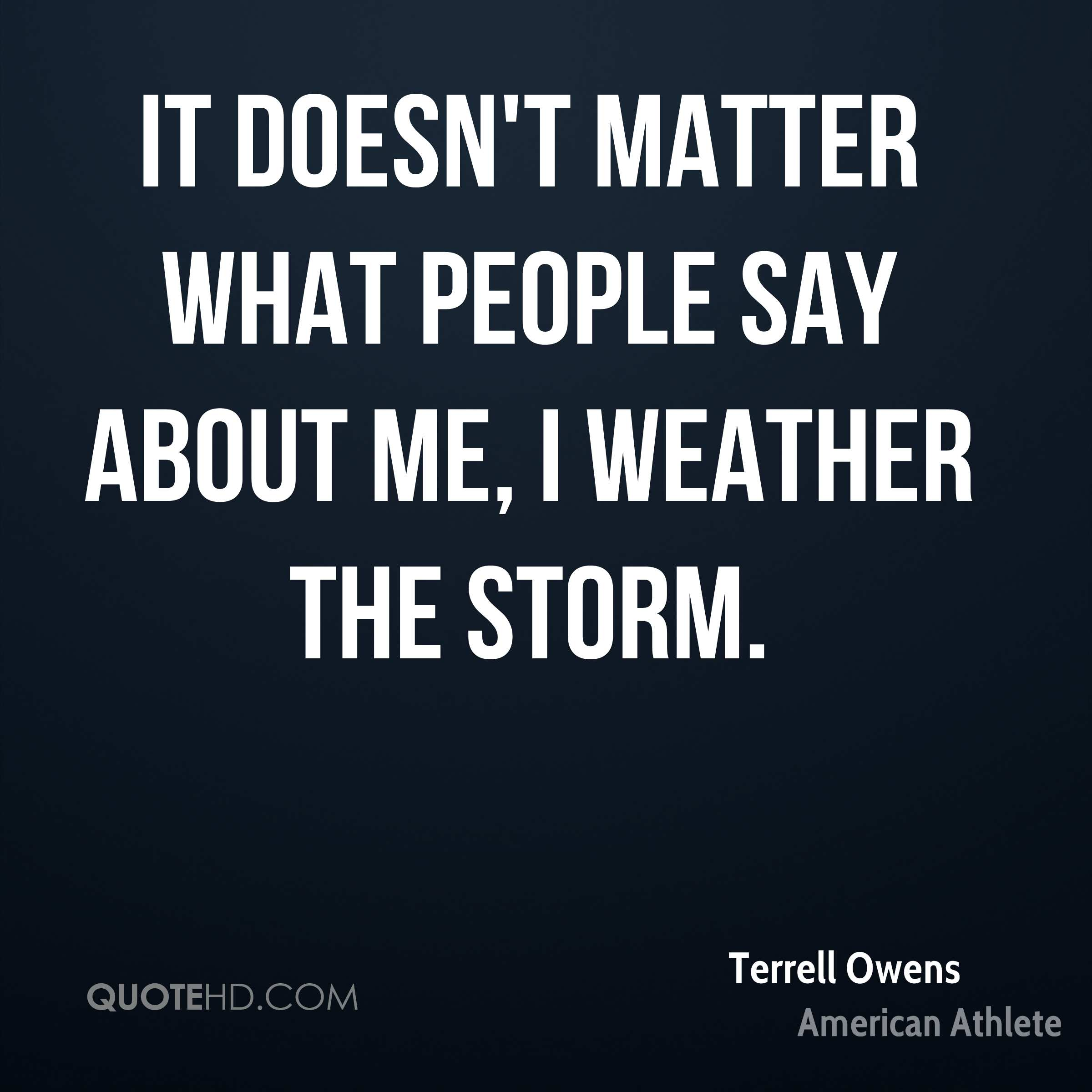 Quote It Terrell Owens Quotes  Quotehd