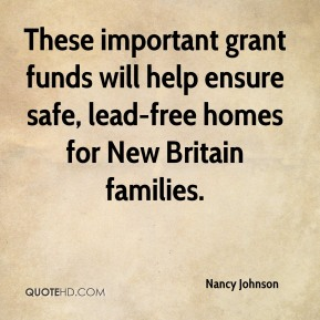 These important grant funds will help ensure safe, lead-free homes for New Britain families.