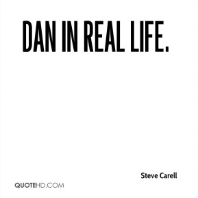 Steve Carell  - Dan in Real Life.