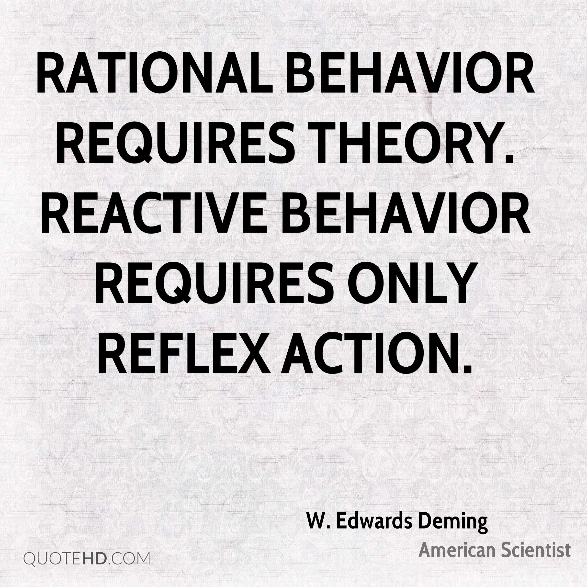 deming theory