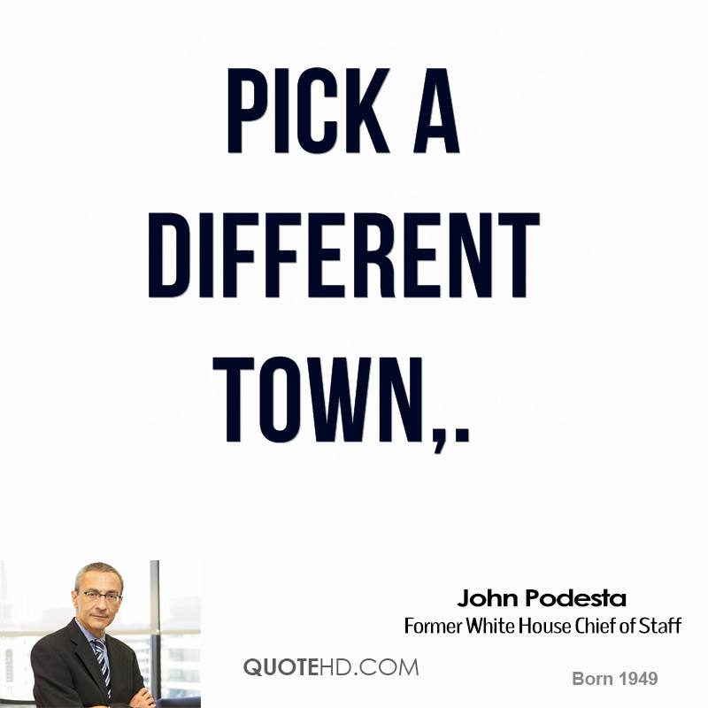 Pick a different town.