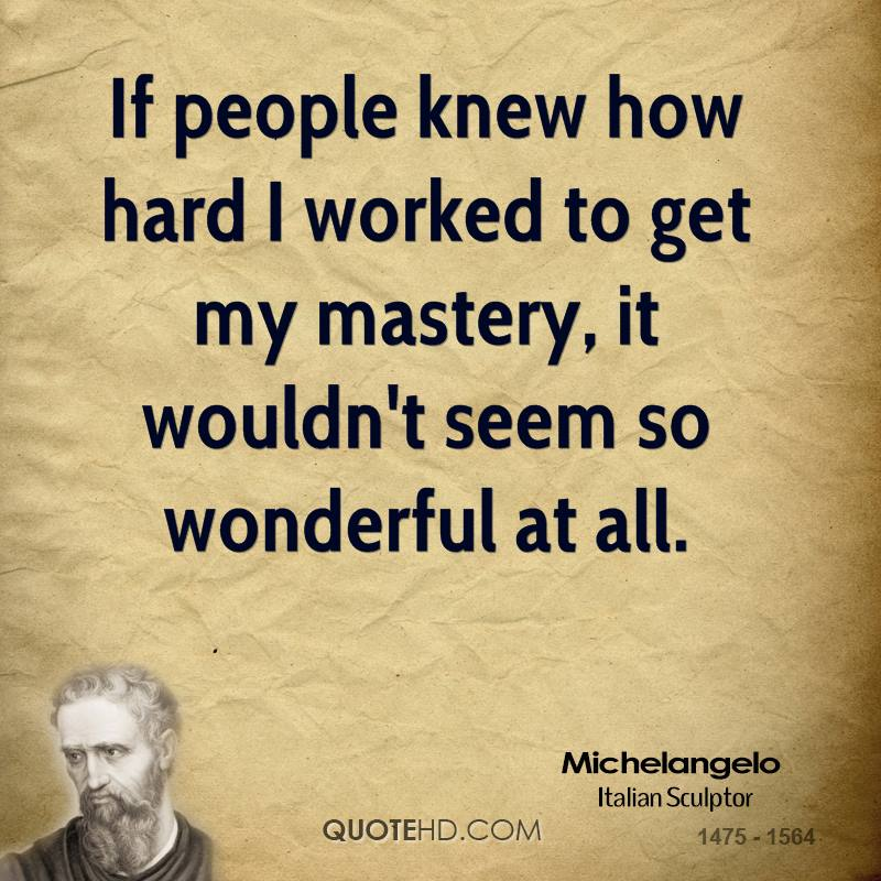 Michelangelo quotes quotesgram for How to get quotes