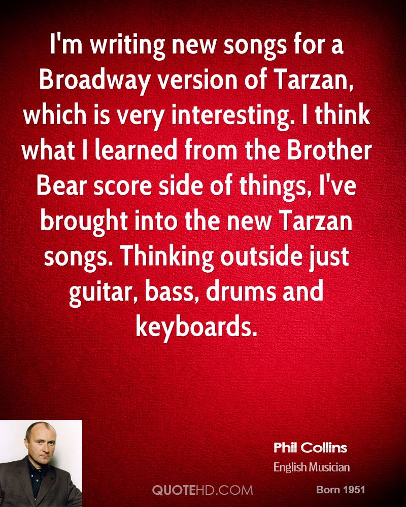 phil collins songs