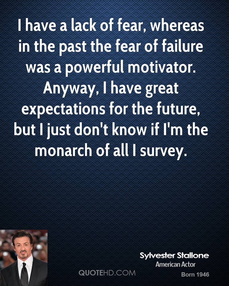 Inspirational Quotes About Failure: Sylvester Stallone Quotes
