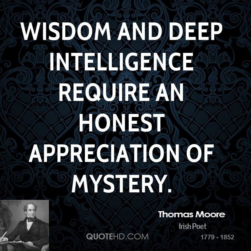 Deep Intellectual Quotes: Quotes About Intelligence And Knowledge. QuotesGram