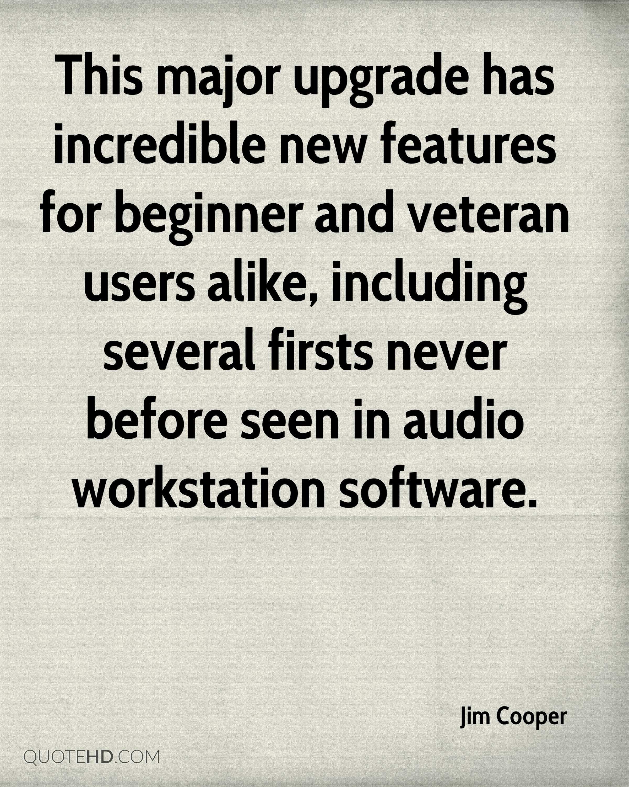 This major upgrade has incredible new features for beginner and veteran users alike, including several firsts never before seen in audio workstation software.