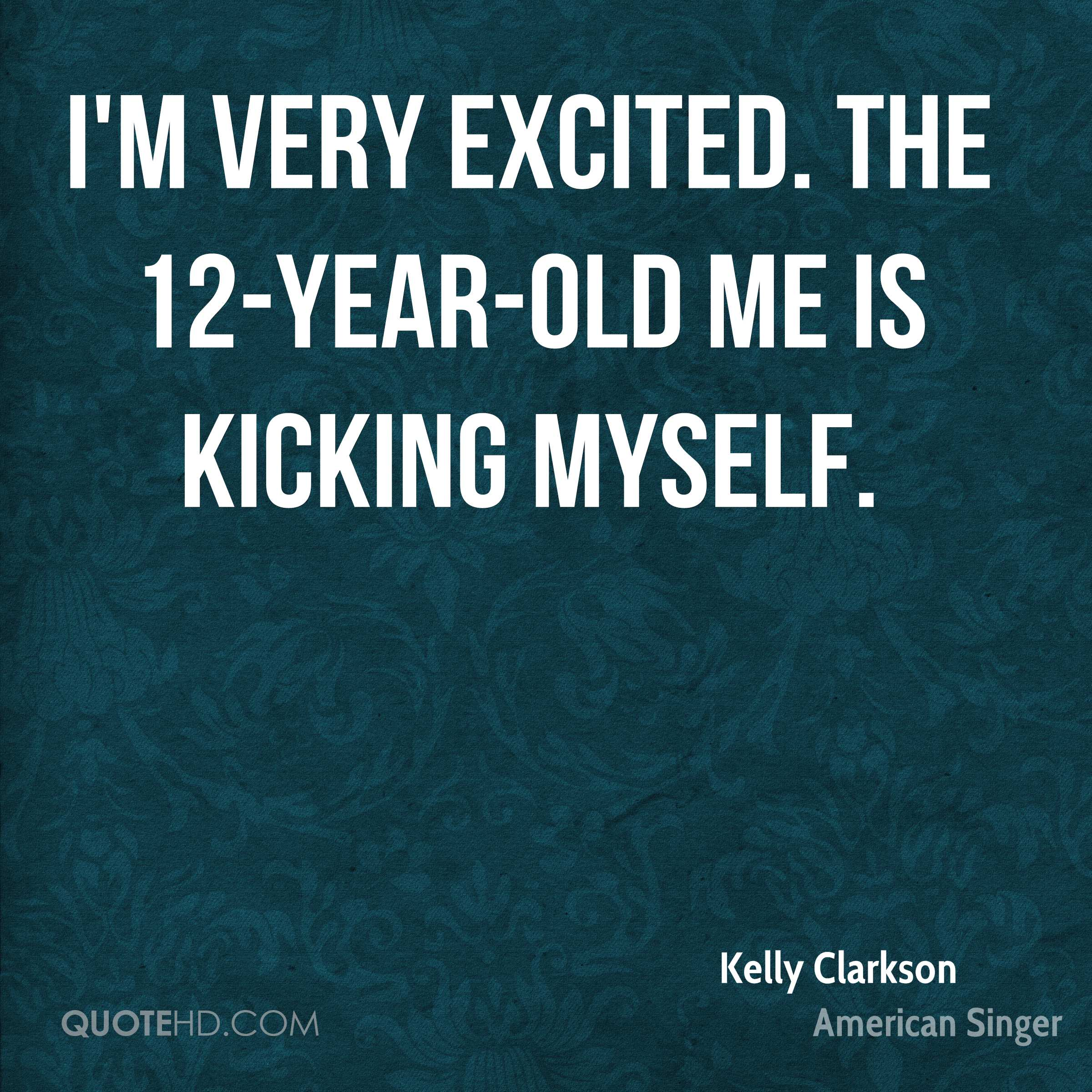 Kelly Clarkson Quotes | QuoteHD