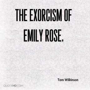 Tom Wilkinson  - The Exorcism Of Emily Rose.