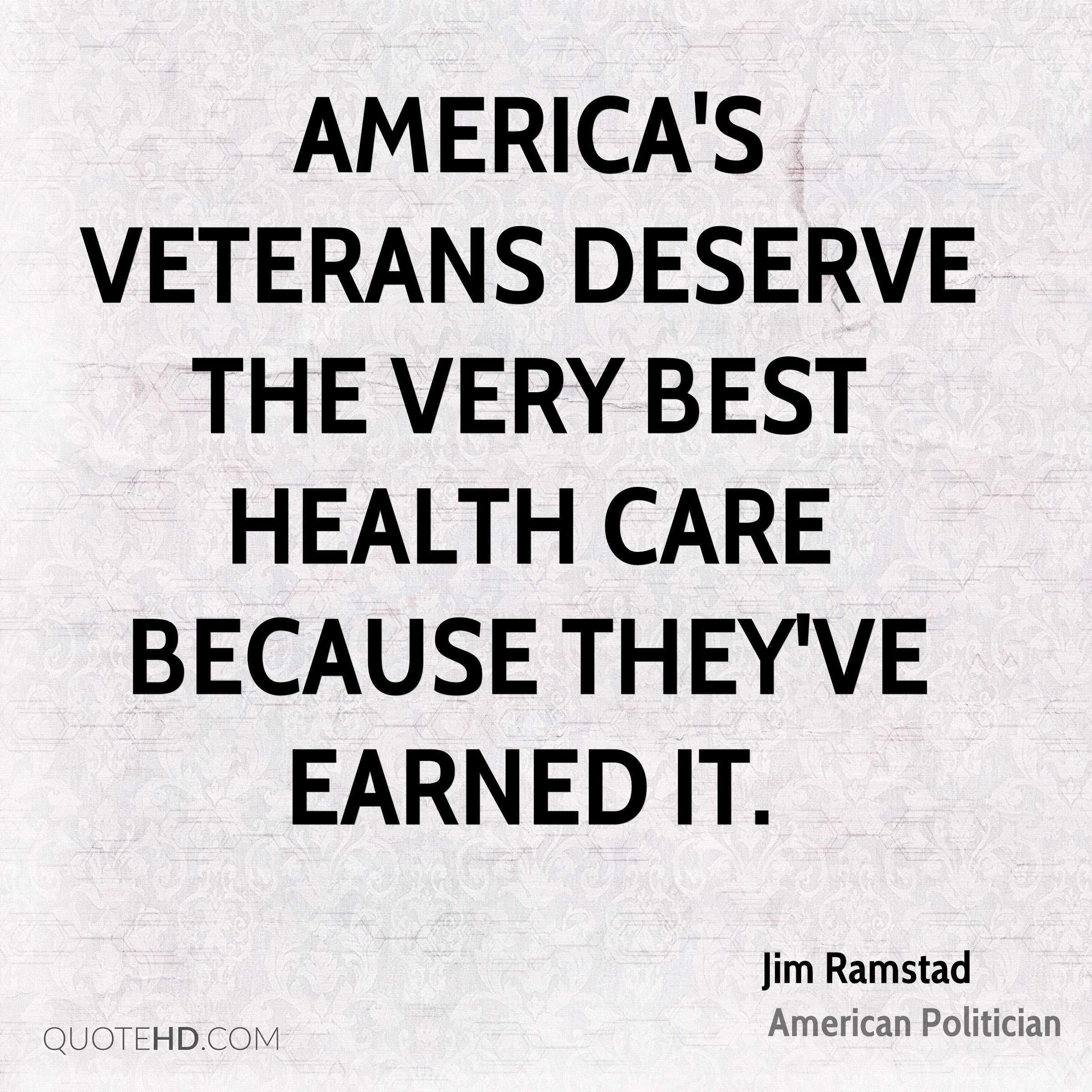 Jim Ramstad Health Quotes | QuoteHD