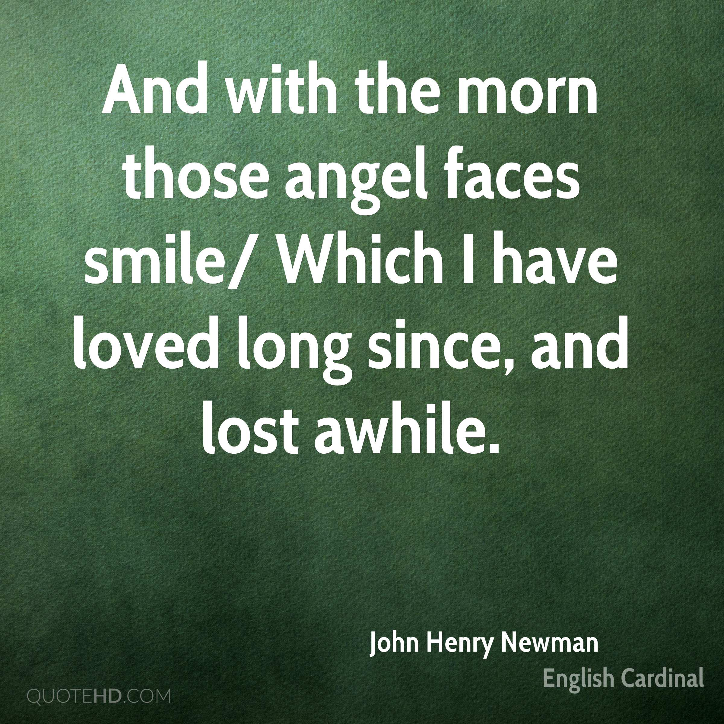 John Henry Newman Quotes Quotehd