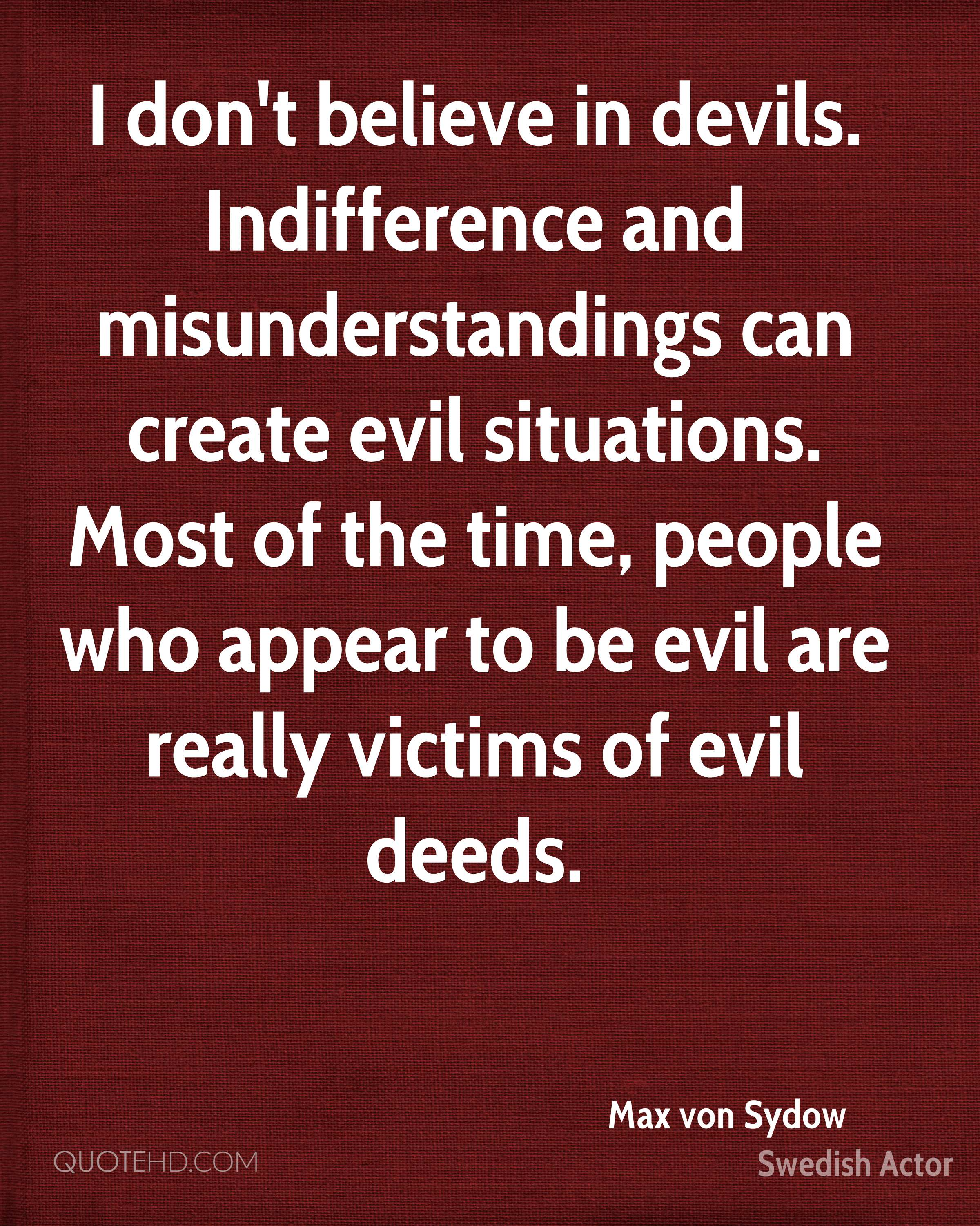 10 victims of indifference