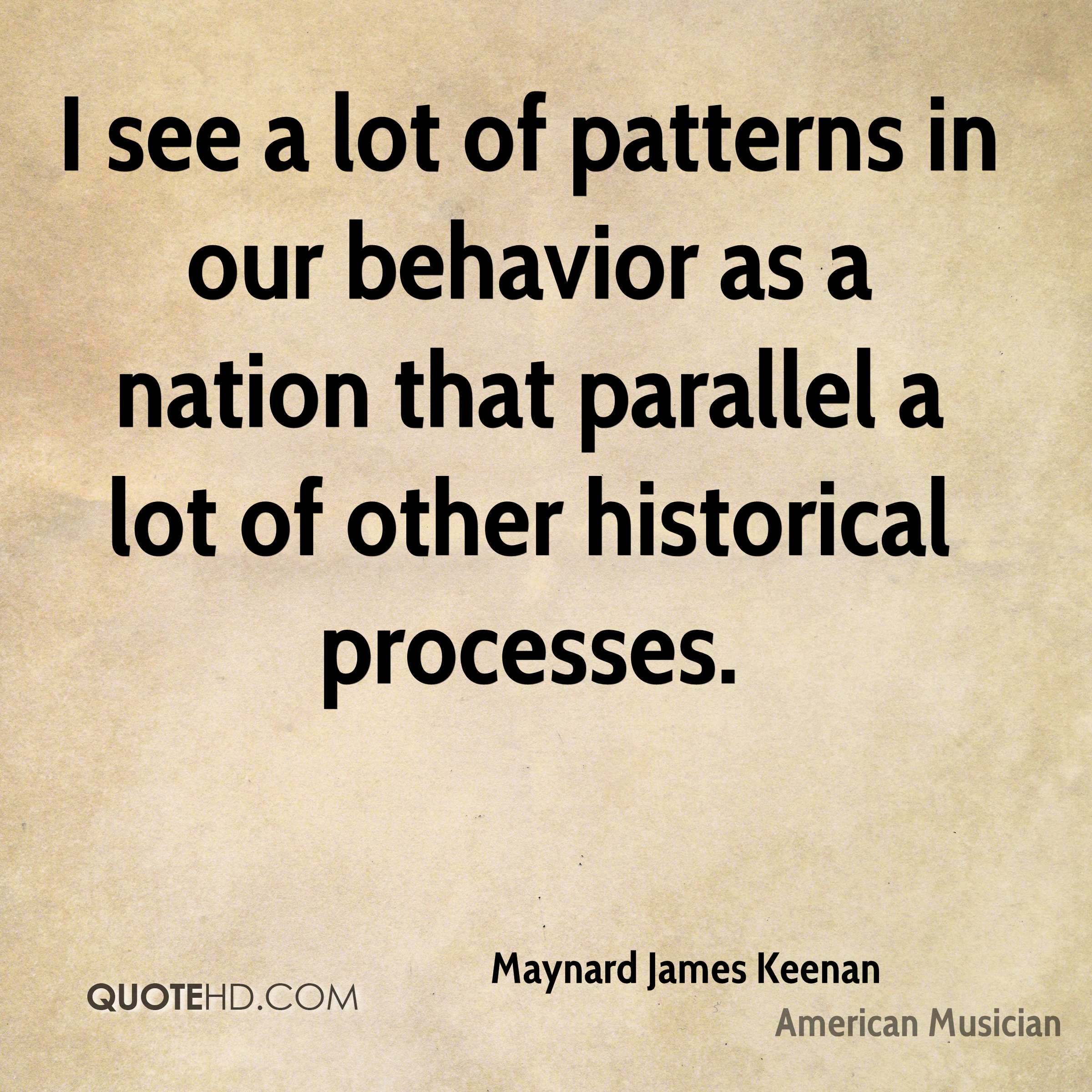 Quotes About Patterns Interesting Decorating Ideas