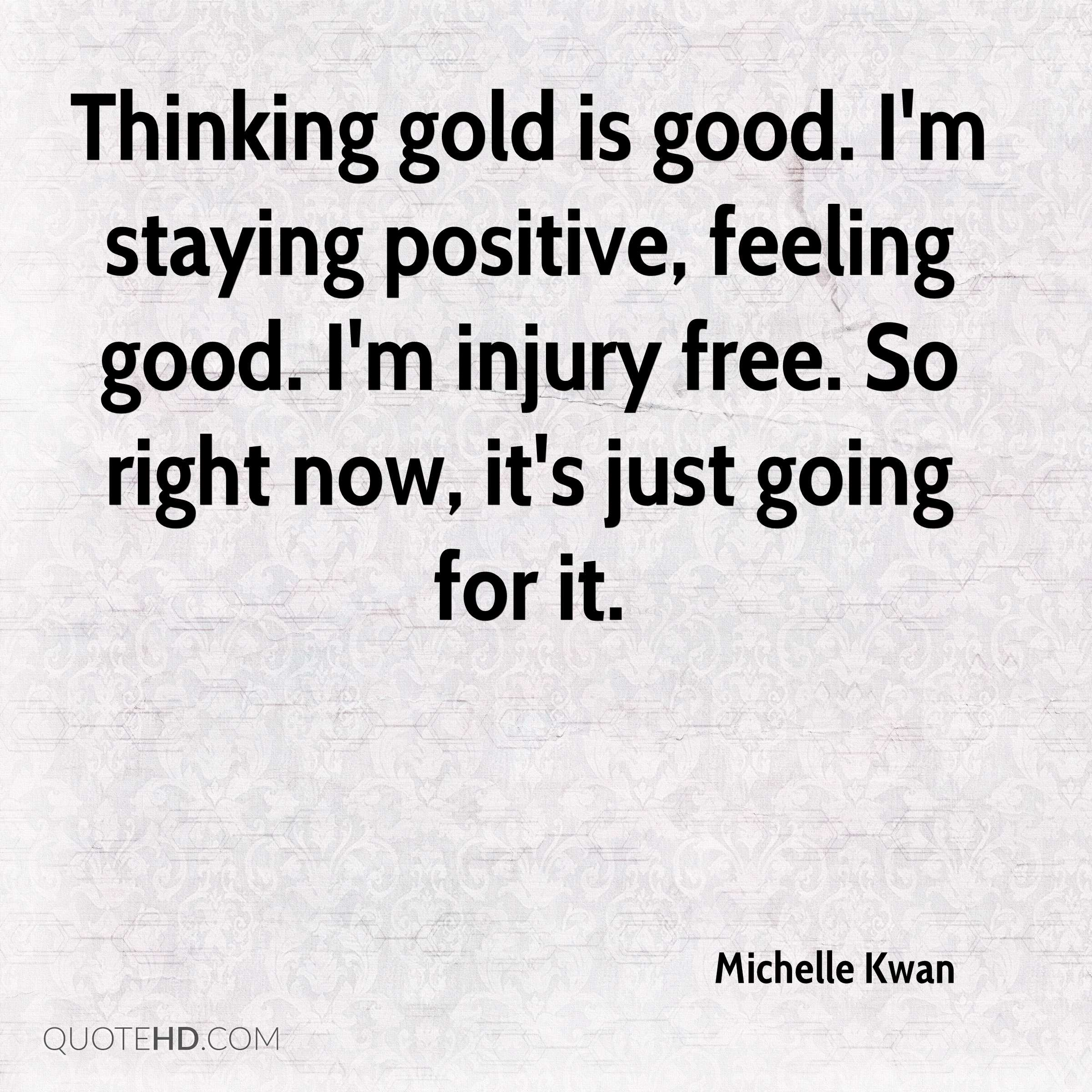 Staying Positive Quotes Michelle Kwan Quotes  Quotehd