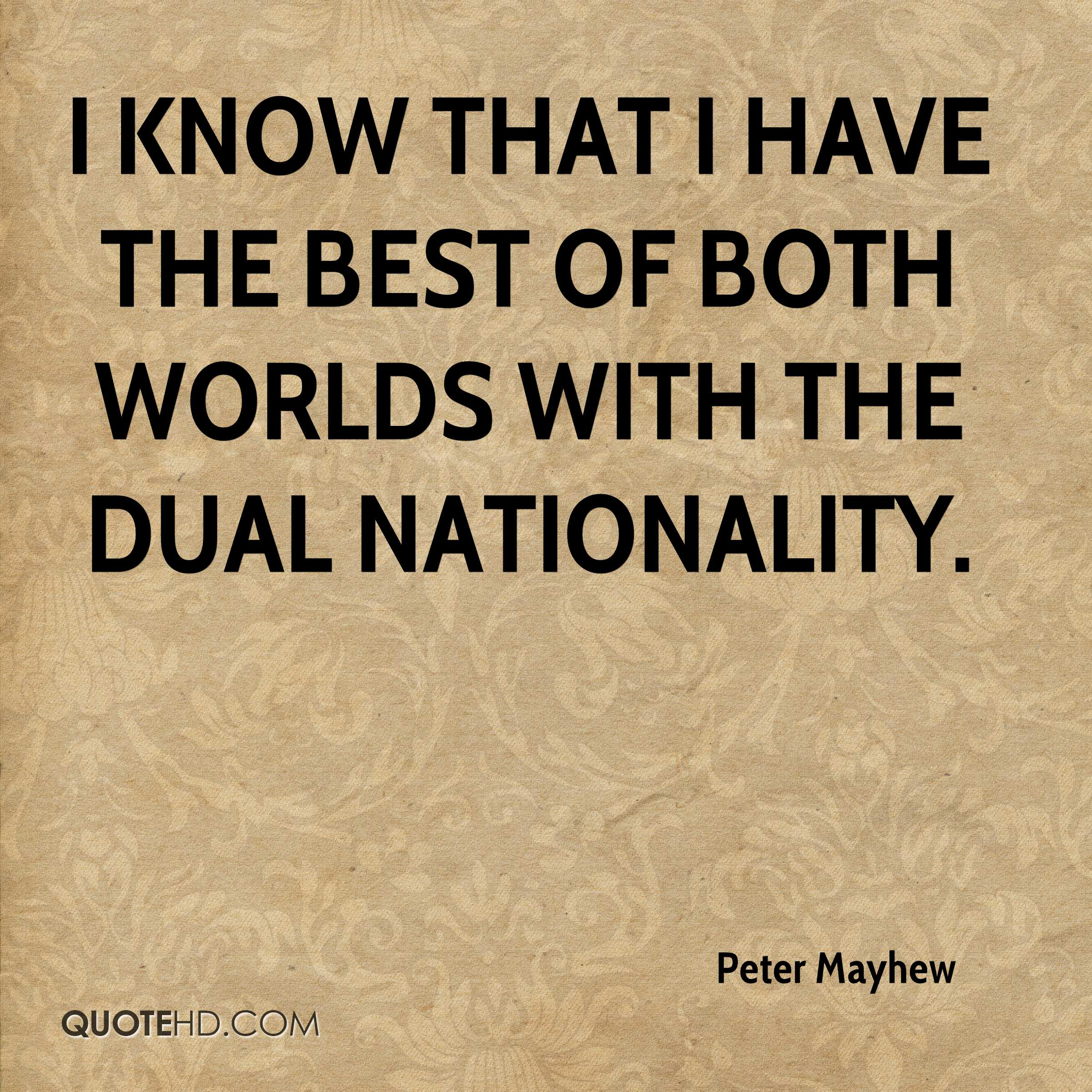 Worlds Best Quotes Peter Mayhew Quotes  Quotehd