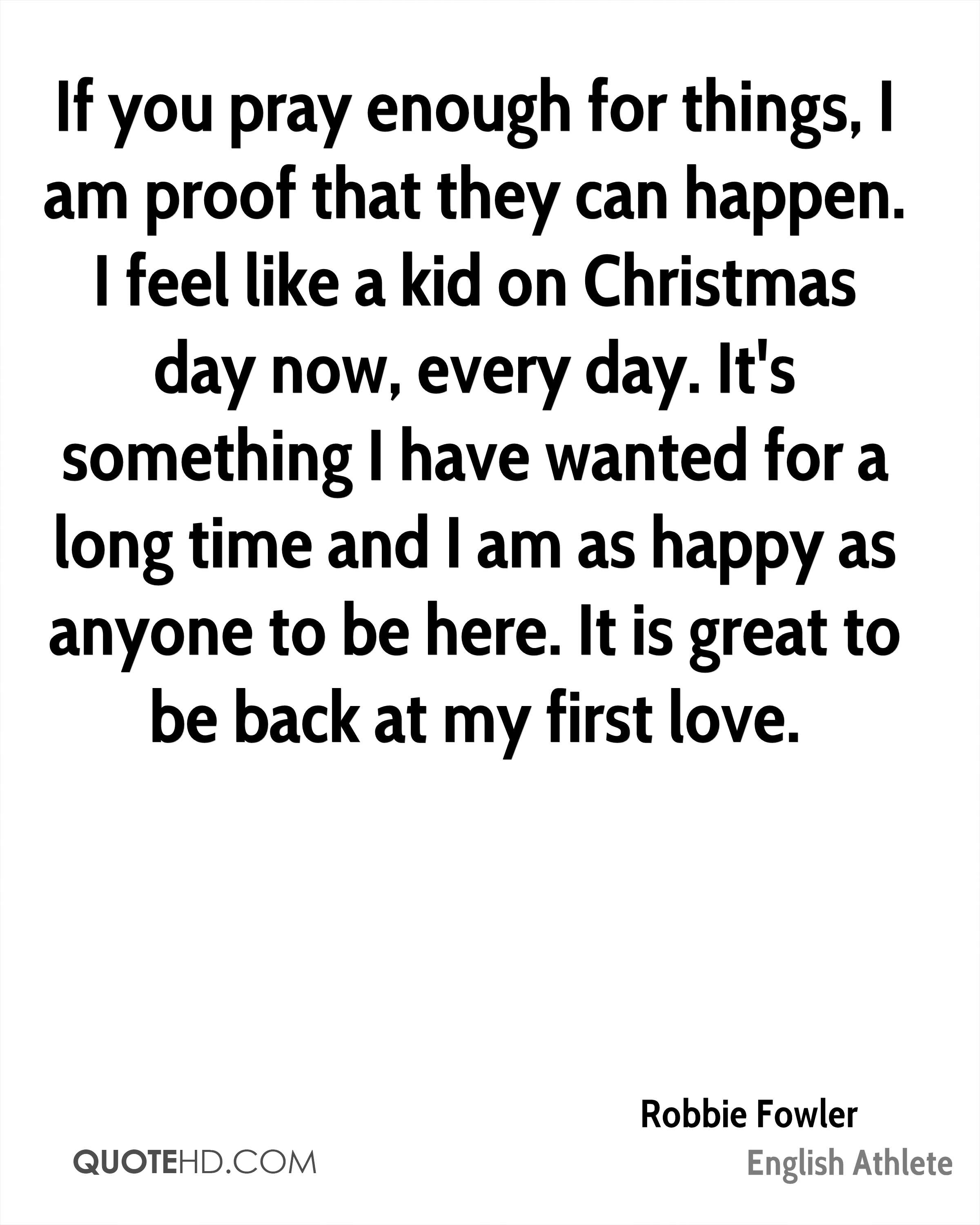 Robbie Fowler Christmas Quotes | QuoteHD