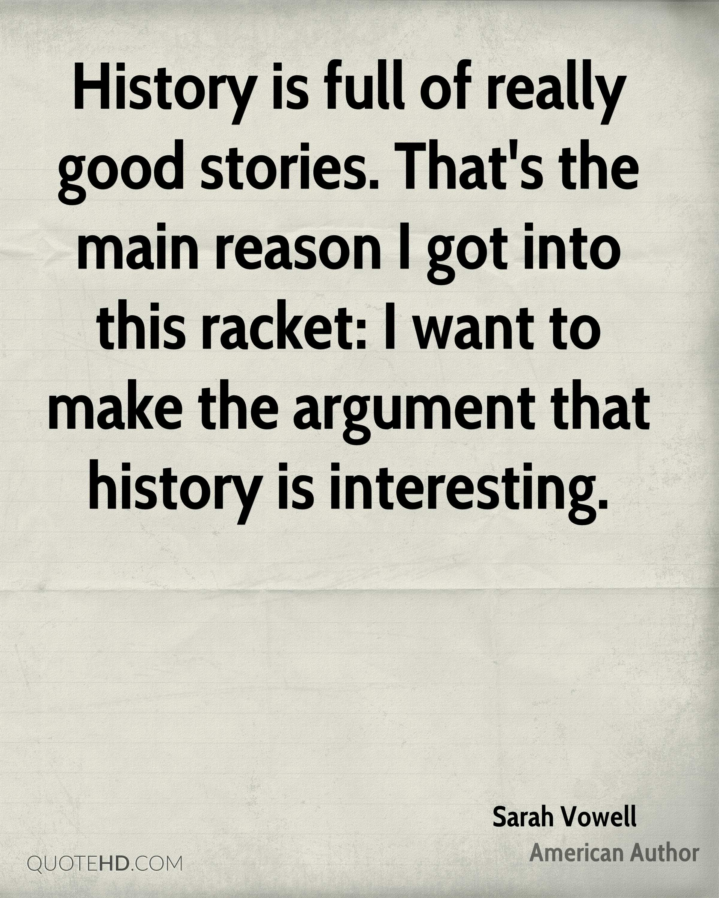 Sarah Vowell Quotes | QuoteHD