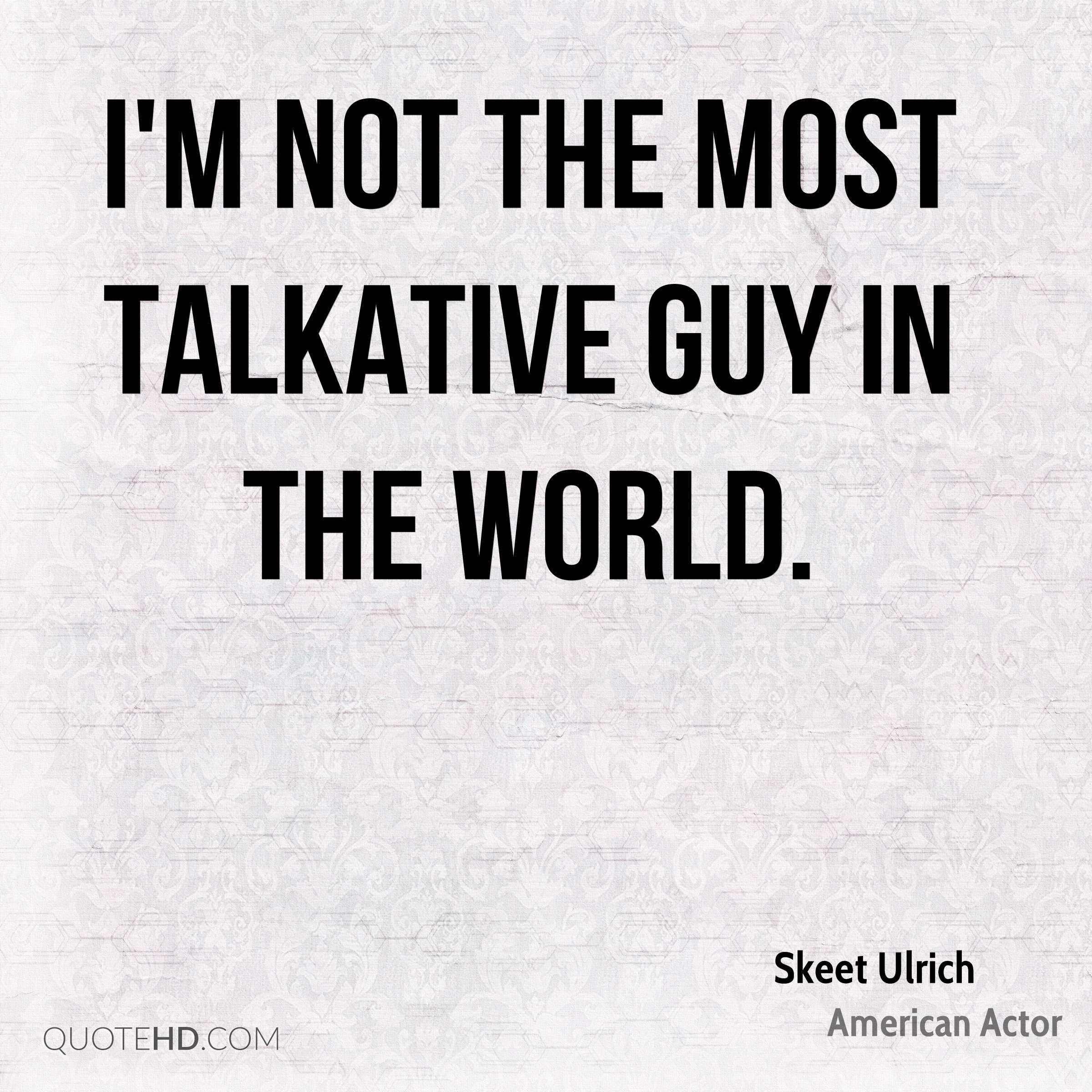 most talkative person in the world