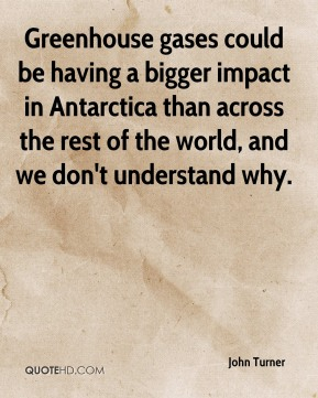Greenhouse gases could be having a bigger impact in Antarctica than across the rest of the world, and we don't understand why.