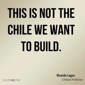 This is not the Chile we want to build.