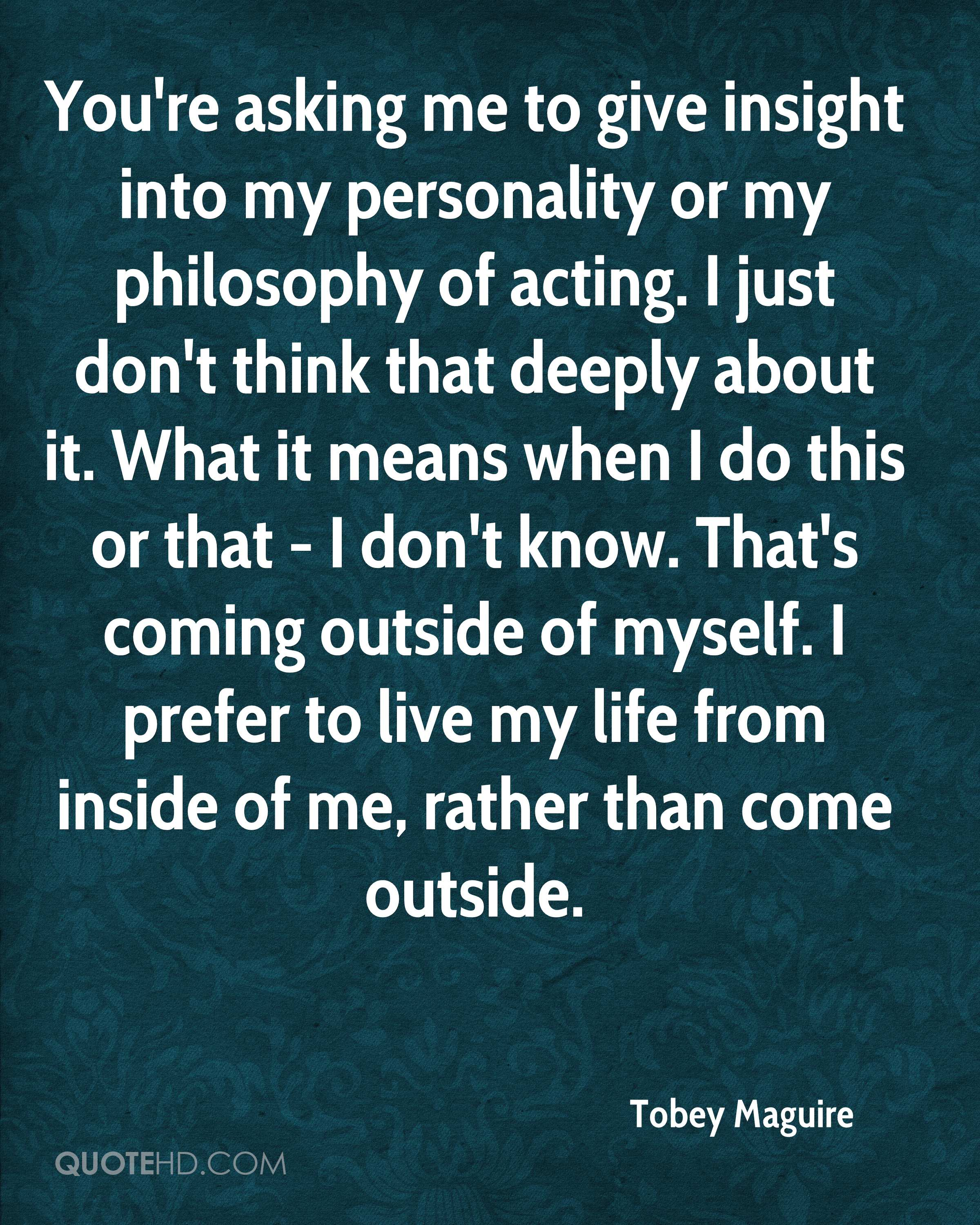 Philosophy In Life Quotes Philosophy Of Quotes  Page 1  Quotehd